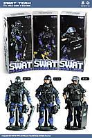 Солдатики спецназа S.W.A.T