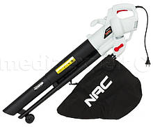 Садовый пылесос NAC 3200W VBE320-FS-J