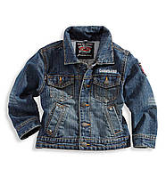 Джинсова куртка для хлопчика, фото 1