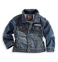 Джинсовая куртка для мальчика, фото 1