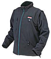 Аккумуляторная куртка с подогревом L Makita DCJ200ZL