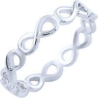 Серебряное кольцо SilverBreeze Серебряное кольцо SilverBreeze без камней (1824467) 15.5 размер SKU_1824467-15.5