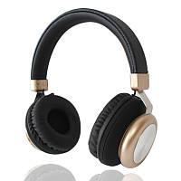 Наушники беспроводные накладные Bluetooth SY-BT1616 Черные 151039