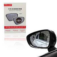Пленка антитуман антидождь на зеркало автомобиля белая 151043