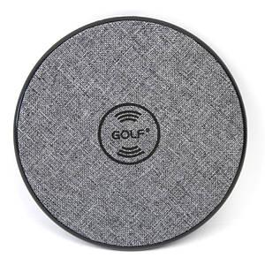 Беспроводное зарядное устройство Golf GF-WQ4 Серый 150980