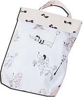 Органайзер ORGANIZE Кармашек для памперсов в сумку ORGANIZE E003 собачки SKU_E003