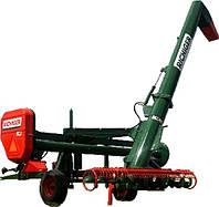 Машина для выгрузки зерна из мешков (рукавов) Richiger EA-910
