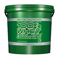 Whey Protein Isolate (4 kg) 100% Scitec Nutrition