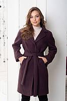 Женское кашемировое пальто Оливия, фото 1