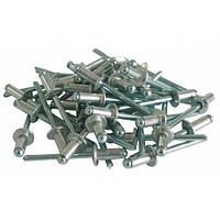 Алюминиевые заклепки 3.2 мм х 7.4 мм (упаковка 50 шт) MEGA 59307