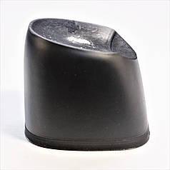Каблук женский пластиковый 514 р.1-3  h 4,8-5,3см.