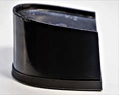 Каблук женский пластиковый 4000 р.1-3  h-3,7-4,2см.