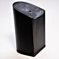 Каблук женский пластиковый 8513 р.1-3 h 7.7-8.3см., фото 3