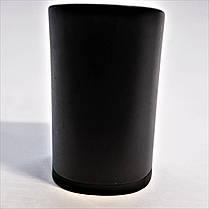 Каблук женский пластиковый 8513 р.1-3 h 7.7-8.3см., фото 2