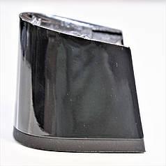 Каблук женский пластиковый 513 р.1-3  h-4,8-5,3 см.