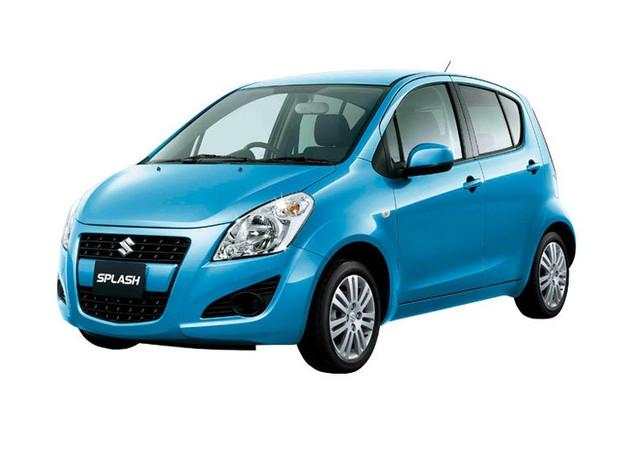 Suzuki Splash 08-12-