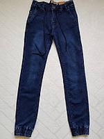 ДЖИНСОВЫЕ брюки ДЖОГГЕРЫ для мальчиков .Размеры 116-146 см.Фирма GRACE.Венгрия, фото 1