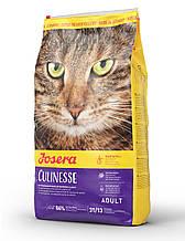 Сухой корм Josera Cat Culinesse для взрослых кошек с лососем 10 кг
