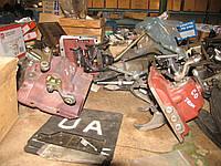 Механизм переключения КПП (крышка) УАЗ-452 в сборе старого образца
