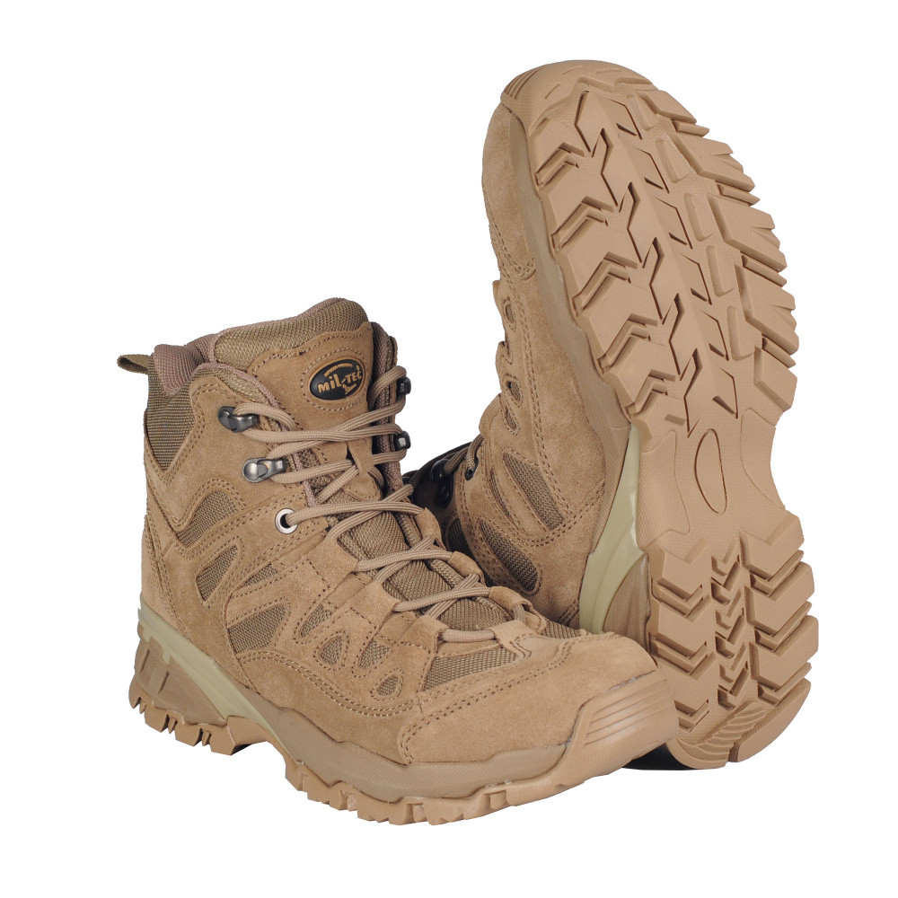 Тактичні кросівкиSquad Stiefel 5 Inch, Coyote. Sturm Mil-Tec.