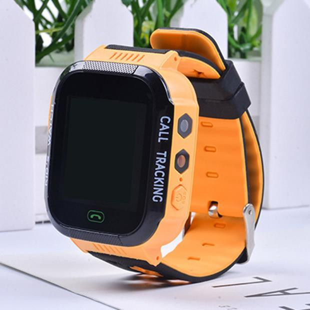 Детские смарт-часы Y21S .