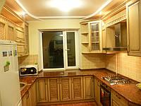 Итальянский П-образный набор кухни, фото 1