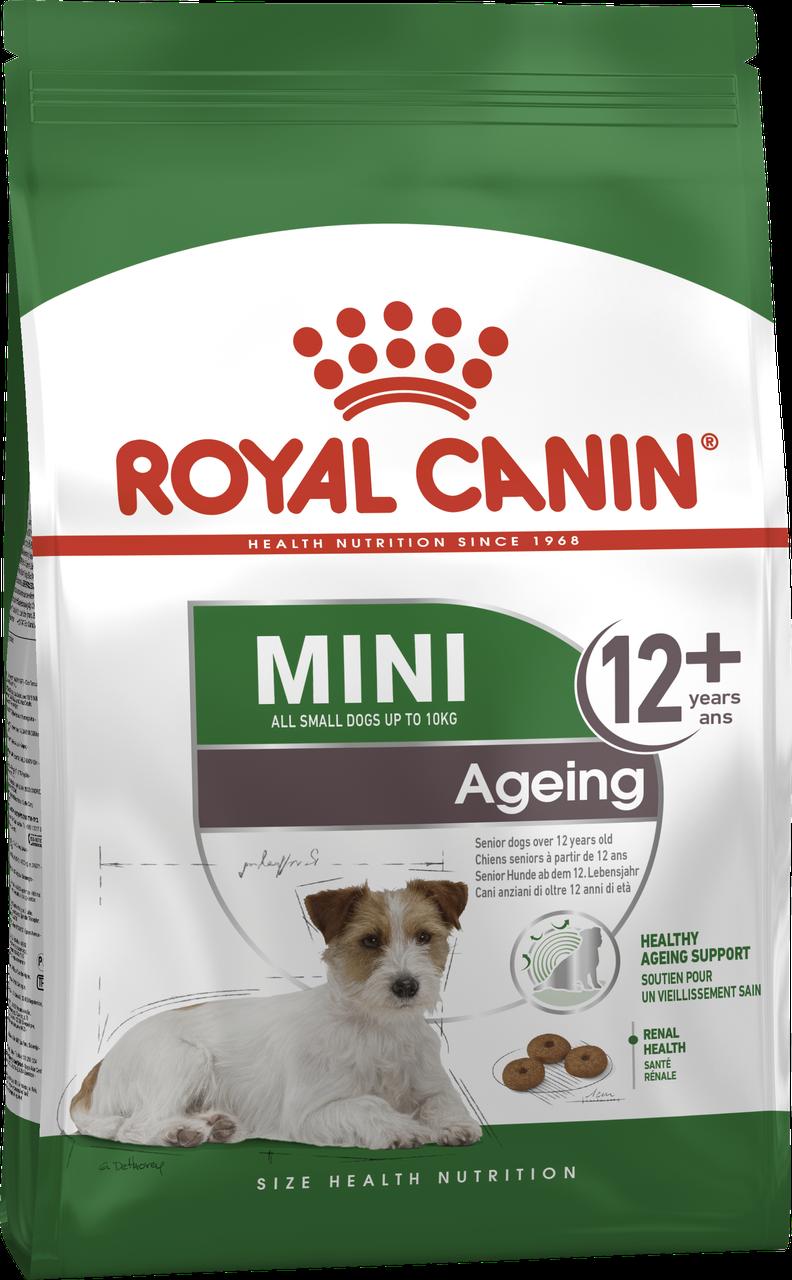 Корм для собак мелких пород от 12 лет Royal Canin MINI AGEING 12+ 1,5 кг