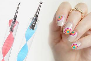 Дотси для дизайну нігтів