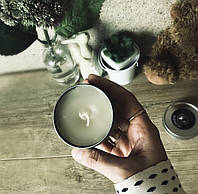 Парфюмированная свеча «Летний коктейль»