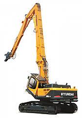 РАЗРУШИТЕЛЬ HYUNDAI R520LC-9 DM