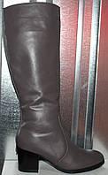 Сапоги женские зимние на каблуке от производителя модель РИ1840, фото 1