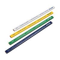 Строительный карандаш зелёный PROLINE 38020