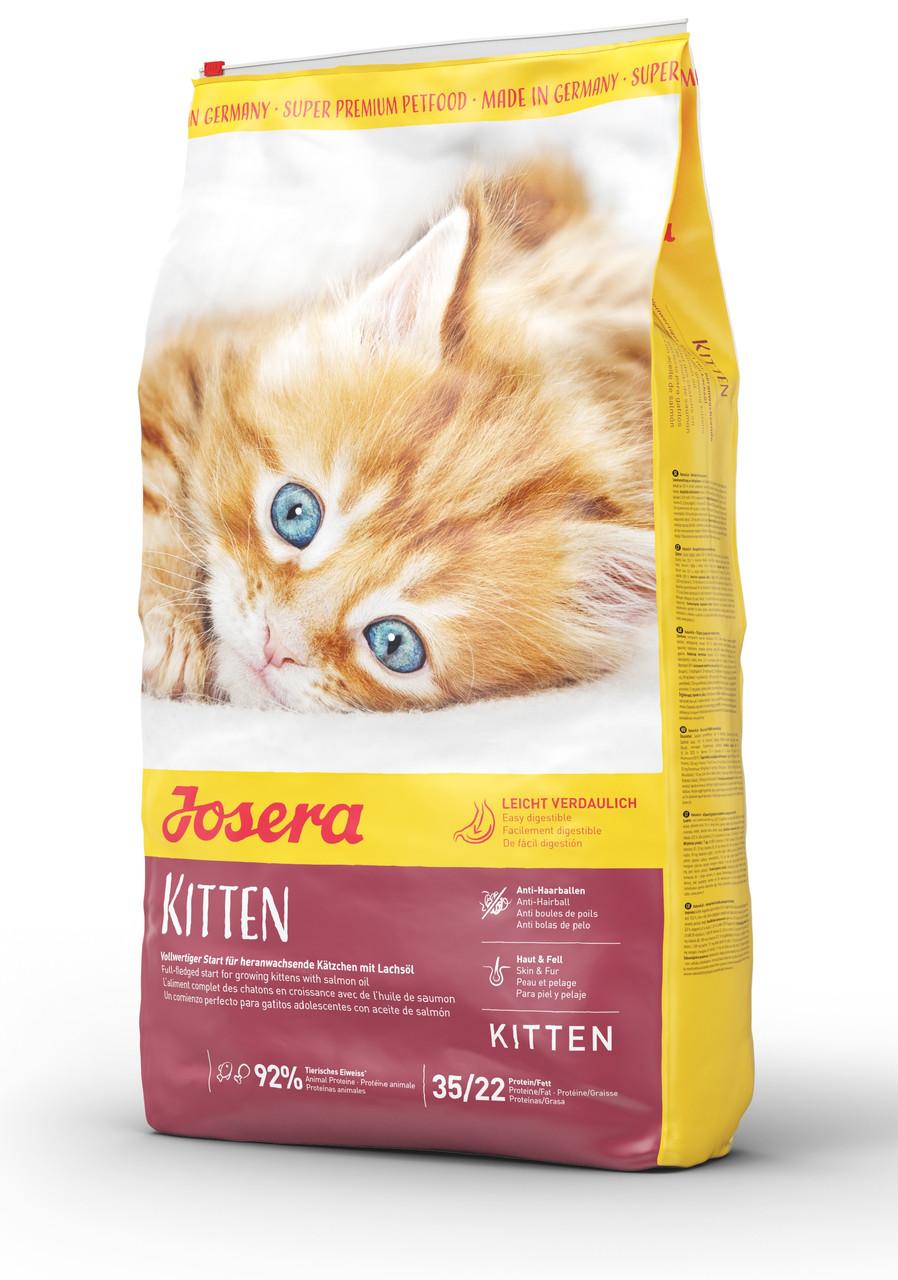 Сухой корм Josera Kitten для котят, беременных и кормящих кошек 2 кг