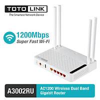Маршрутизатор Роутер Wi-Fi Totolink A3002RU