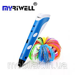Myriwell 3D ручка + нитка 200 м