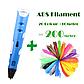 Myriwell 3D ручка + нитка 200 м, фото 9