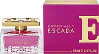 Женская парфюмированная вода Escada Especially 75 ml (Эскада Эспешели)