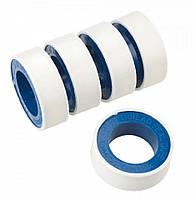 Ленты уплотнительные для труб 10 м x 12 мм x 0.075 мм, PTFE Topex 34D091