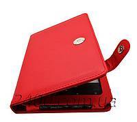 Обложка - чехол для электронной книги PocketBook Touch 622 / Touch Lux 623 красный