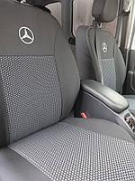 Авточехлы Mercedes Vito (1+1) с 2003 г