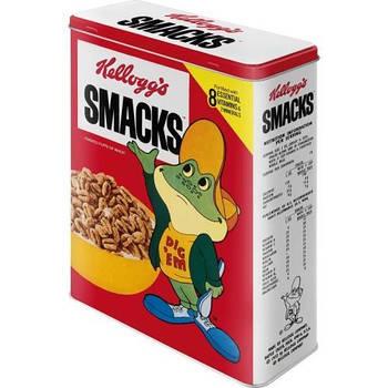 Коробка для хранения Nostalgic-Art Vintage Kellogg Smacks Frog XL (30314)
