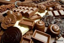 Шоколад, печенье и конфеты