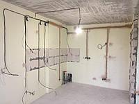 Демонтаж електропроводки