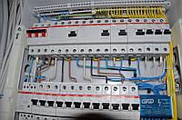 Встановлення автоматичних вимикачів 3 фазний
