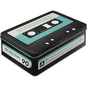 Коробка для хранения Nostalgic-Art Retro Cassette (30714)