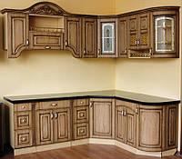 Классический кухонный фасад