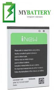 Оригинальный аккумулятор (Батарея) для Inew V3 HD355871AR 1830mAh 3.8V
