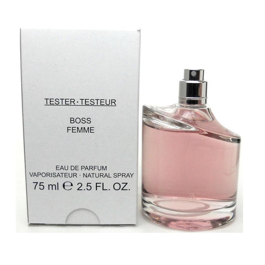 Тестер женский Hugo Boss Boss Femme, 75 мл