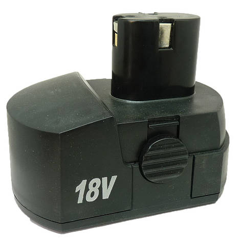 Аккумулятор для шуруповерта Einhell 18 В (каблук), фото 2