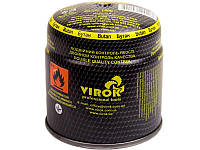 """Баллон газовый 1-разовый """" """", тип 200, 190 г [48] Virok 44V151"""
